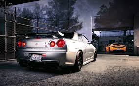 nissan skyline drift car car nissan jdm tuning nissan skyline gt r r wallpapers hd 1920
