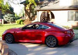 lexus rc red interior 2015 lexus rc f rwd 2 door coupe u2013 stu u0027s reviews