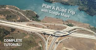 Mapping A Route by How To Plan A Road Trip Route With Google Maps