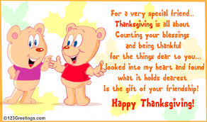 What Is Thanksgiving To You A Thanksgiving Gift For Your Friend Free Friends Ecards 123