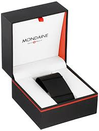 Mondaine Retro Gents Stainless Steel Day date