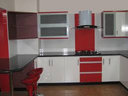 Red And Black Kitchen Ideas Black Kitchen Cabinets With White Countertops Precious Home Design