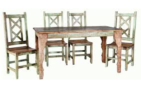 rusticos sierra cabana dining table collection furniture market