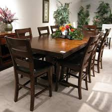 holland house 1268 casual 9 piece dining table and chair set fmg holland house 1268 casual 9 piece dining table and chair set