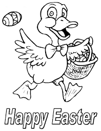 easter coloring basket easter coloring pages eggs with bunny and