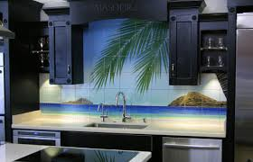 Tiling A Kitchen Backsplash Hawaii Kitchen Backsplash U2013 Thomas Deir Honolulu Hi Artist