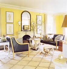 yellow walls for the subtle splash of color trend yellow