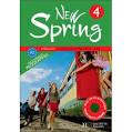 New spring anglais 4ème LV1 - broché - Françoise Lemarchand ...
