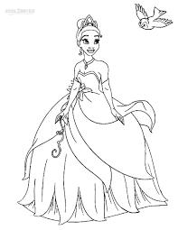 princess dress coloring pages princesses dresses coloring pages