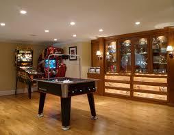 basement exercise room
