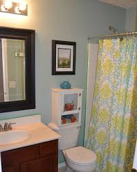 Bathroom Shelving Ideas by Bathroom Storage Ideas White Ceramic Sink Base Fininsh Brown