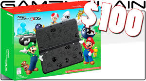nintendo 3ds xl black friday sale nintendo announces 99 99 new 3ds price for black friday youtube