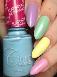 chic pastel collection skittles the nailinator