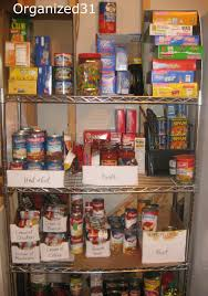 organizing your pantry by using up the food you have update