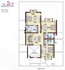 4779 sq ft 4 bhk 5t villa for sale in applewood estates sidalcea