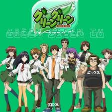 Green Green / 2003 / Online Anime Dizi �zle