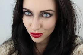 vampire makeup tutorial halloween fancy dress youtube