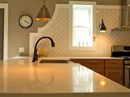 kitchen herringbone backsplash kitchen callier and thompson a full size of