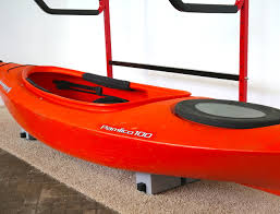 three boat freestanding kayak storage storeyourboard com