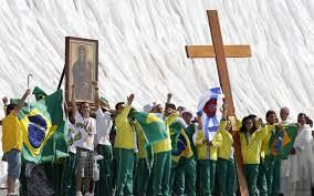 Papa Jesuíta promove idolatria que Deus condena.