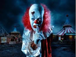 hd halloween wallpaper scary clown hd wallpaper wallpapersafari
