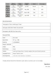 Java Resumes Sample Resume For Software Engineer With Experience In Java Free