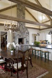 20 best kitchen fireplaces images on pinterest fireplace design