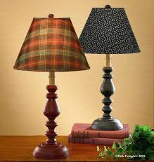 Candlestick Lamp by Lamps Pine Hill Collections