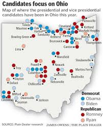 Toledo Ohio Zip Code Map by Romney Fights To Keep Ohio Competitive Pbs Newshour