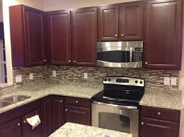 our 1st new home building a ryan homes milan backsplash installation