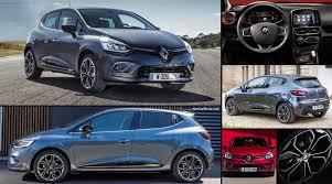 All Renault Models Renault Clio 2017 Pictures Information U0026 Specs