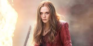 marvel scarlet witch costume captain america civil war u0027s elizabeth olsen is not a fan of