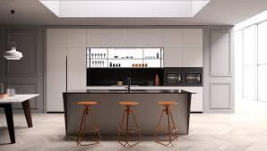 Handleless Kitchen Cabinets New Take On Handle Less Kitchens Simple Elegant Beautiful