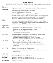 Best It Resume Sample by Online Technical Writing Resumes