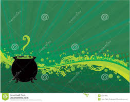 halloween cauldron background royalty free stock photo image