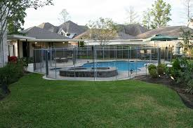 swimming pool fence ideas