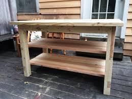 Diy Kitchen Island Plans Contemporary Rustic Kitchen Island Ideas Decor Beige Wood Cabinet