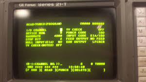 problems loading programs onto fanuc 21t hardinge lathe