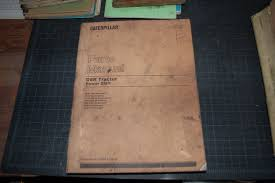 cat caterpillar d8r tractor dozer crawler parts manual book