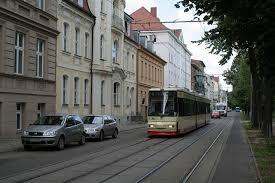 Trams in Frankfurt
