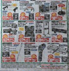home depot black friday ad scan leaked harbor freight black friday 2017 ad scan and sales