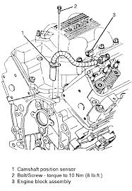 nissan altima 2005 crankshaft sensor repair guides electronic engine control systems throttle body