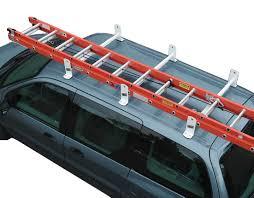 Ford Explorer Roof Rack - cross tread 83002 300 series roof mount van rack