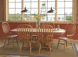solid wood dining sets 7 piece dining set by l j gascho furniture