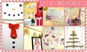 Diy Christmas Home Decor Easy Diy Christmas Décor Ideas Dormspiration Youtube