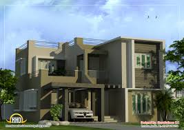 modern duplex house plans modern duplex home design 1873 sq