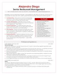 Food Service Worker Resume  cleaning job resume  cover letter