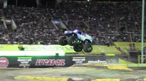 bigfoot king of the monster trucks watch the first ever monster truck front flip the drive