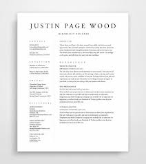 Simple Resume Examples by Crafty Simple Resume Layout 16 25 Best Ideas About Simple Resume