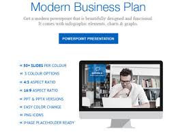 Business Plan Infographic Powerpoint Free PowerPoint Templates